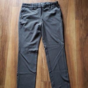Michael Kors grey work pants size 8
